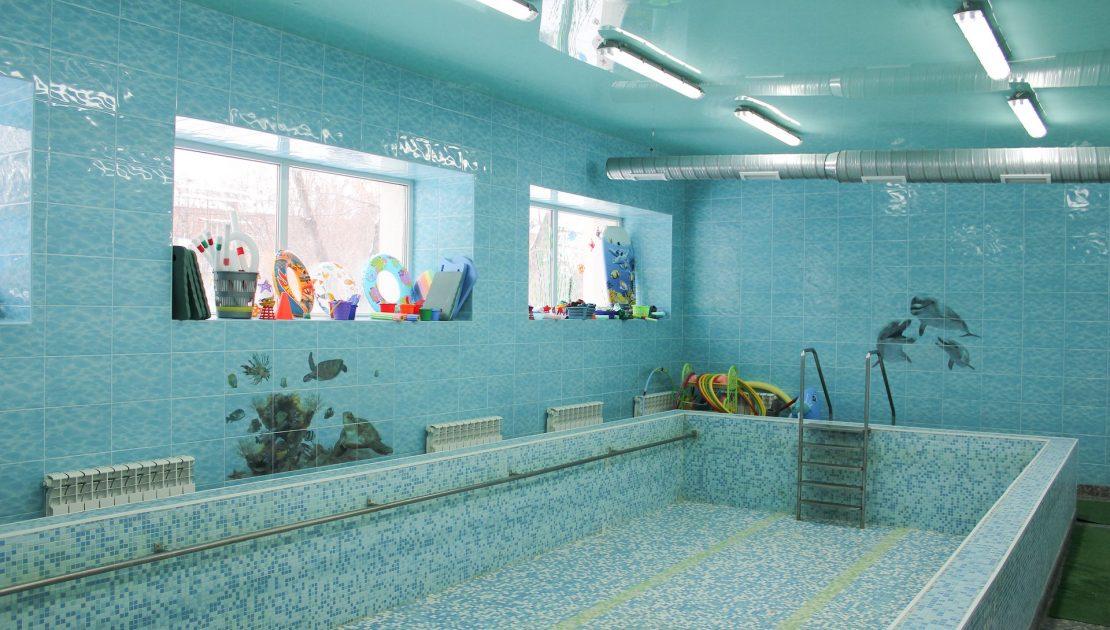 строительство детских бассейнов Харьков