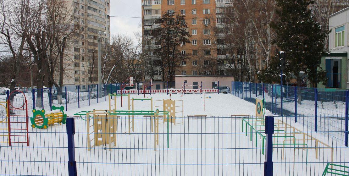 детские площадки Харьков строительство