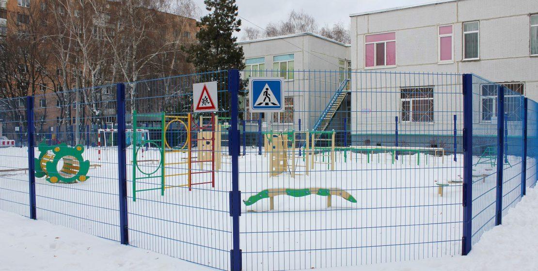 ремонт детских площадок в Харькове